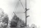 Станок ударно-канатного бурения БС-1 для бурения вертикальных скважин