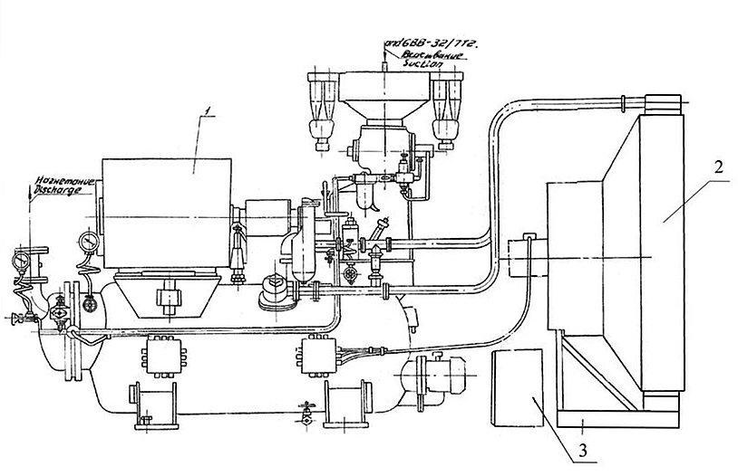Установка компрессорная 6ВВ-32/7 У3 (Т2)