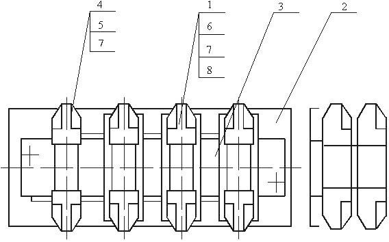 Блок гидроаппаратуры