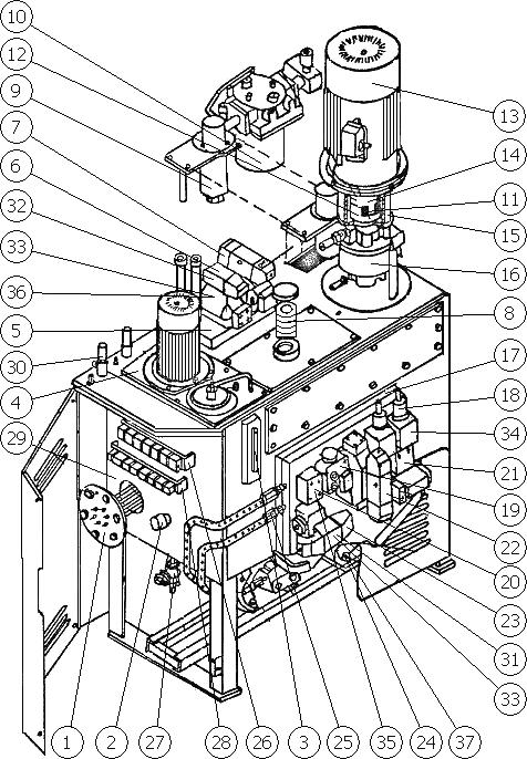 Маслостанция